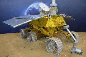 Китай продемонстрував власну модель місяцеходу
