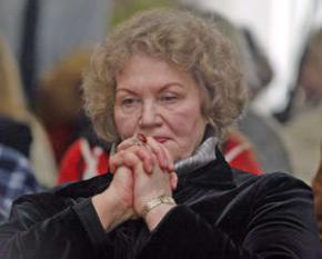 Лину Костенко наградят в Риме за