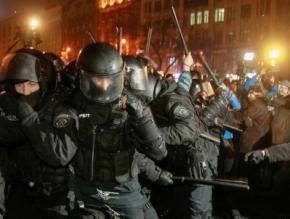 Посольство США засудило насильство над учасниками Євромайдану