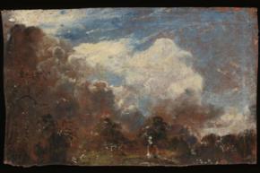 В Лондоне под одной картиной Констебла нашли другую