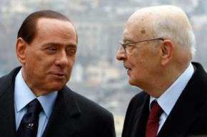 Президент Италии не нашел оснований для помилования Берлускони