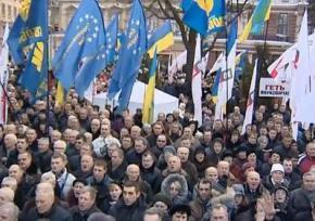 Українці від Львова до Донецька виходять на мітинги