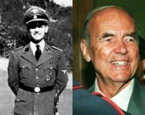 В Италии тайно похоронен 100-летний нацист Эрих Прибке