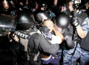Сьогодні вночі в Києві