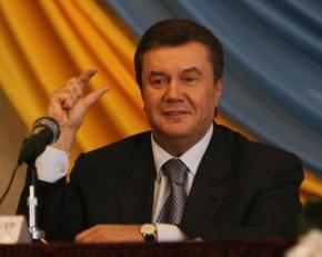 Янукович поручил Кабмину удешевить электроэнергию для потребителей