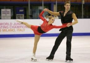 Українські фігуристи виграли золото на міжнародних змаганнях Ukrainian Open-2013