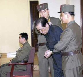 Ким Чен Ын казнил дядю за госизмену
