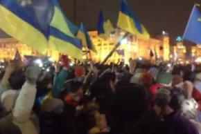 Студентів почали відраховувати з вузів за підтримку Євромайдана