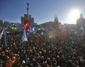 Воскресное Народное вече на Евромайдане пройдет под лозунгом
