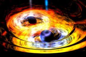 Астрономи знайшли подвійну чорну діру
