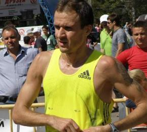 Український марафонець Олександр Сітковський став кращим легкоатлетом Європи