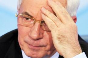 Азаров уверяет Европу, что студентов в ночь разгона Евромайдана не было на главной площади страны