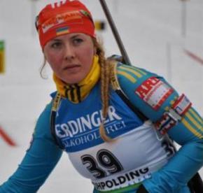 Українка Юлія Джима завоювала срібло на етапі Кубка світу з біатлону