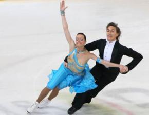 В Киеве начались Международные соревнования по фигурному катанию UKRAINIAN OPEN-2013