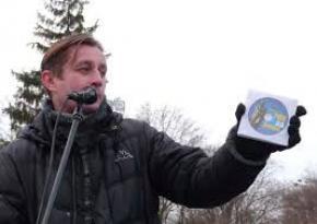 Поет Жадан випустить диск з піснями про Гепу і любов Януковича до пам'ятників