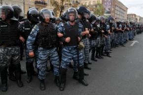Оппозиция предлагает сократить в 2 раза численность МВД за счет ликвидации