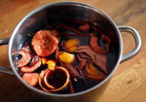 Глинтвейн, рецепт приготовления классического и безалкогольного глинтвейна