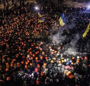 Нічний розгін Майдану контролювали снайпери?