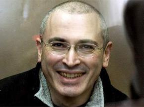 Путін помилував Ходорковського