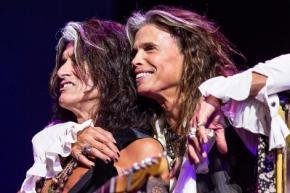 Aerosmith впервые приедет с концертом в Киев