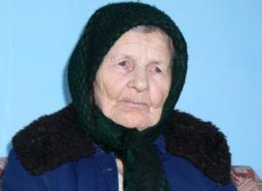 Украинка является старейшей долгожительницей в мире