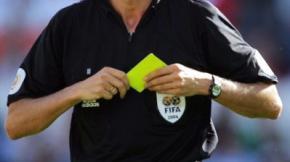 В УЕФА предложили временно удалять игроков с поля вместо дисквалификации