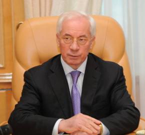 Микола Азаров подав у відставку