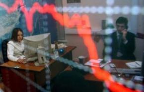 Беспорядки в Киеве обвалили украинский рынок акций