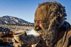 Отшельник избавил себя от болезней, перестав мыться 60 лет назад