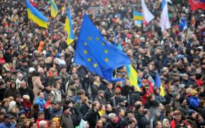 10 областных госадминистраций с Киевом захвачены митингующими