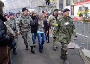 Син начальника одного з райвідділів міліції крав мобілки на Майдані?