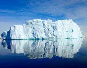 Атлантический океан оказывает влияние на потепление Антарктики