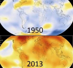 Клімат на планеті Земля продовжує змінюватися в бік потепління, - NASA