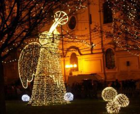 Майдан приготував святкову різдвяну програму