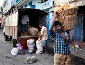 В автобусах на Шрі-Ланці виділили місця для