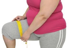 Ступені ожиріння, як визначити ступінь ожиріння самостійно