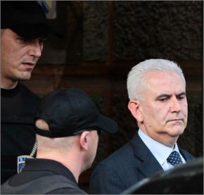 У Боснії та Герцеговині заарештували президента Живко Будимира прямо в кабінеті