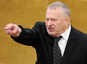 Украинцы это враг номер один, - Жириновский
