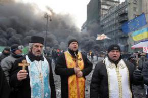 Церкви об'єдналися і закликають зупинити кровопролиття в Україні