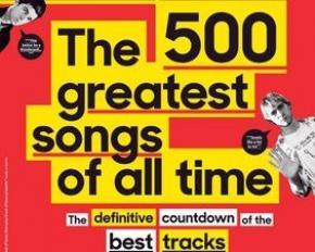 500 найкращих пісень усіх часів, - опублікований список