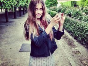 Онучка Софії Ротару мріє вчитися в Лондоні і стати дизайнером