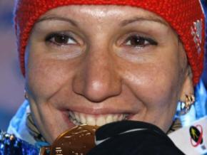 Пидгрушная стала лучшей спортсменкой января в Украине