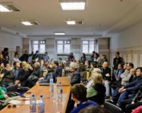 Украинские деятели искусства взяли под контроль Минкульт