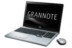 Fujitsu анонсировала ноутбук для пожилых людей