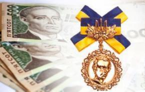 Янукович вдвічі збільшив розмір Шевченківської премії