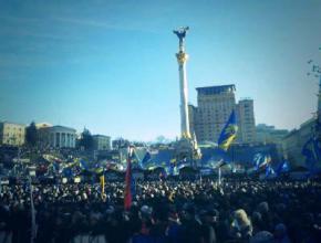 Майдан зовет на субботник и Народное Вече