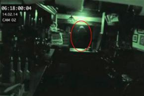 У найстарішому британському пабі зняли на відео