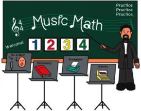 Занятия математикой и музыкой способствуют нормальной работе мозга