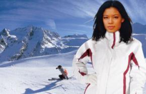 Ванесса Мэй показала худший результат в горных лыжах на Олимпиаде