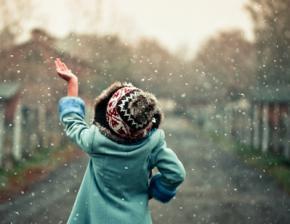 26 февраля в Украине выпадет снег